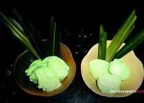 Pandan Ice Cream