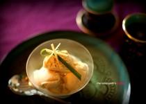 Lemongrass & Ginger Coconut Ice Cream