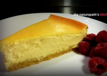 Simple Baked Cheesecake