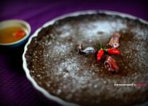 Chocolate Chilli Tart
