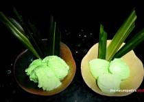 Pandan Ice Cream